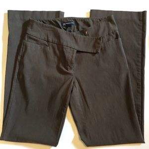 Inc International Concept Sz4 brown career pants